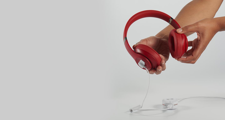LADi - Solution libre toucher pour casque audio