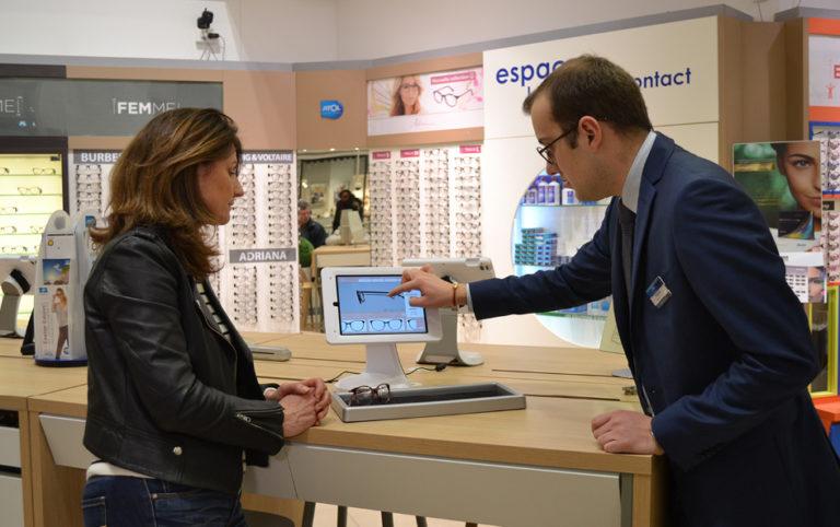 LADi, tablette vendeur pour Atol